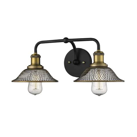 Hassen 2-Light Vanity Light