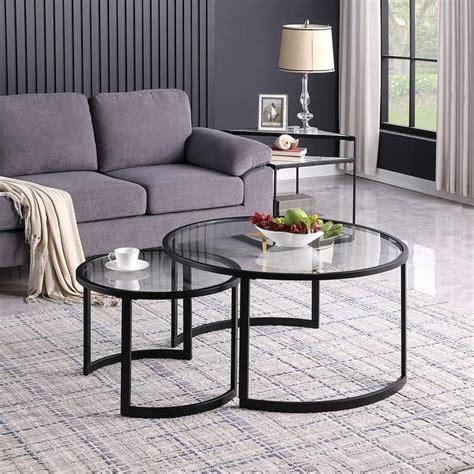 Hatfield 2 Piece Coffee Table Set