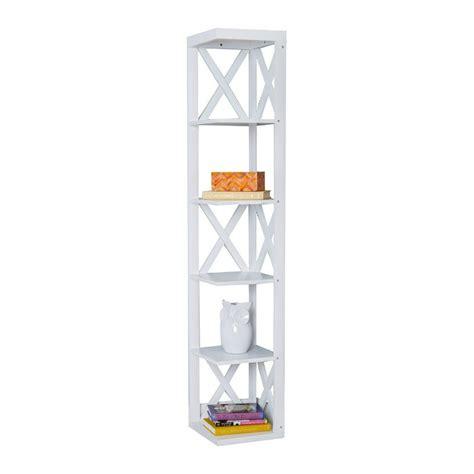 Hattie Corner Unit Bookcase