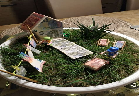 Haus Mit Garten Basteln