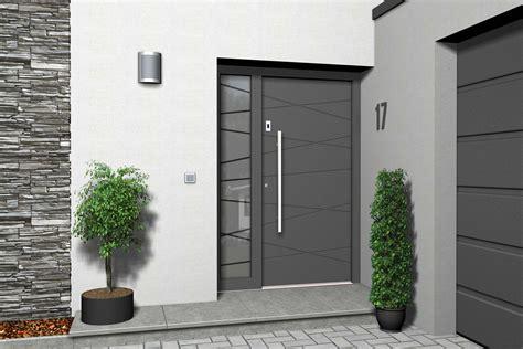 Haustüren Modern
