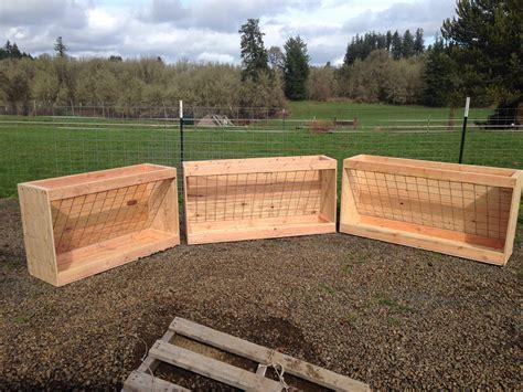 Hay Rack Woodworking Plans