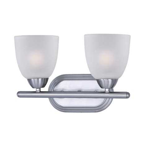 Hayden 2-Light Frosted Vanity Light