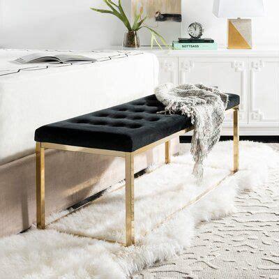 Hayse Upholstered Bench