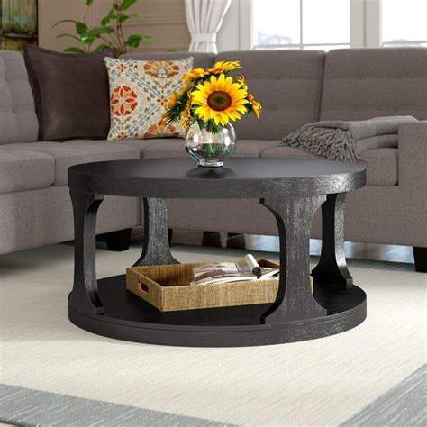Haywood Transitional End Table