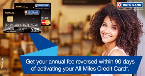 Axis Bank Credit Card Offers On Yatra Hdfc All Miles Credit Card Review Cardexpert
