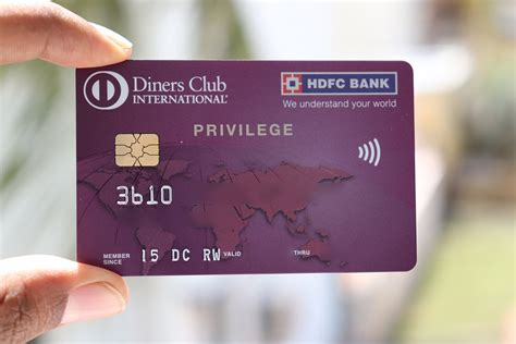 Hdfc Credit Card Statement Without Login Hdfc Diners Credit Card Loyalty Program For Hdfc Bank