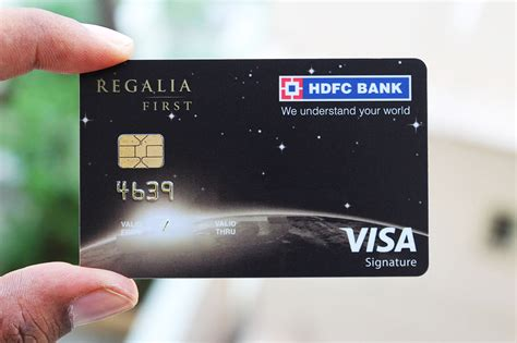 Hdfc Credit Card Payment Mastercard Regalia Credit Card The Luxury Credit Card Hdfc Bank