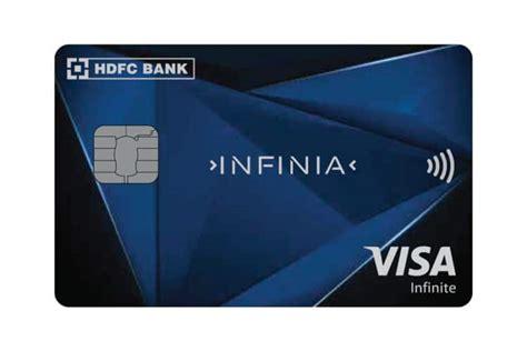 Hdfc Credit Card Hdfc Hdfc Infinia Credit Card Loyalty Program For Hdfc Bank