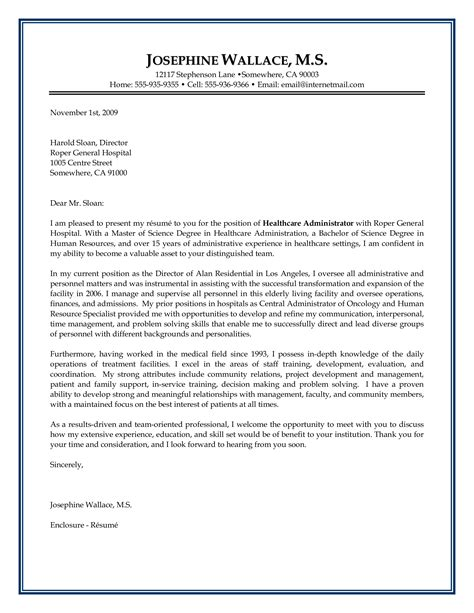 cold call cover letter sample