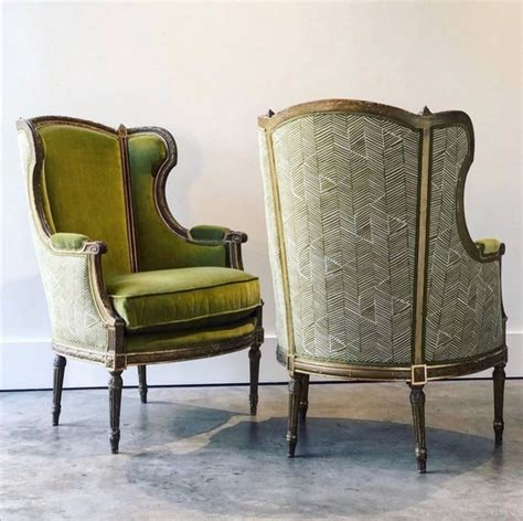 Heath Wingback Chair