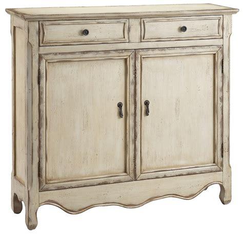 Heidi 2 Drawer Cupboard Accent Cabinet