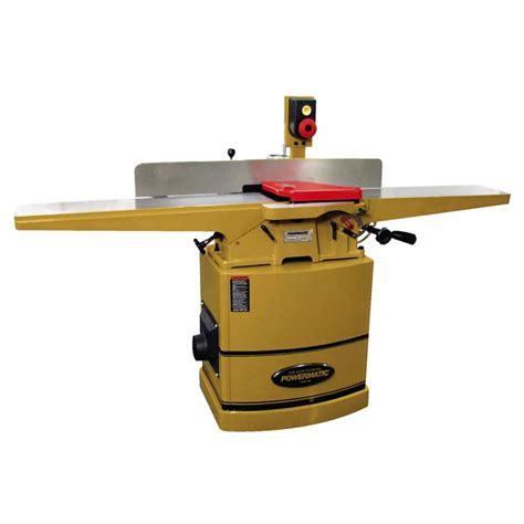 Helical Cutter Head Jointer