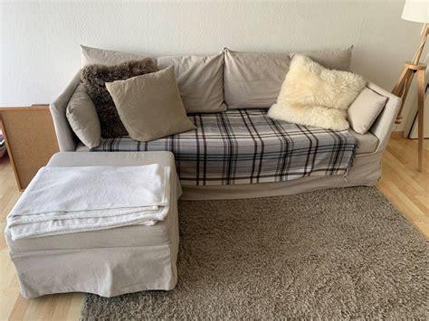 Helles Sofa