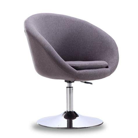 Helmuth Swivel Barrel Chair