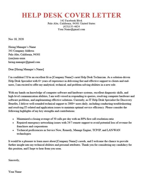 cover letter it help desk   professional experience resumecover letter it help desk helpdesk cover letter sample example covering letters