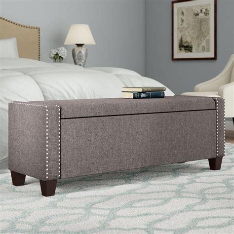 Hemington Upholstered Storage Bench