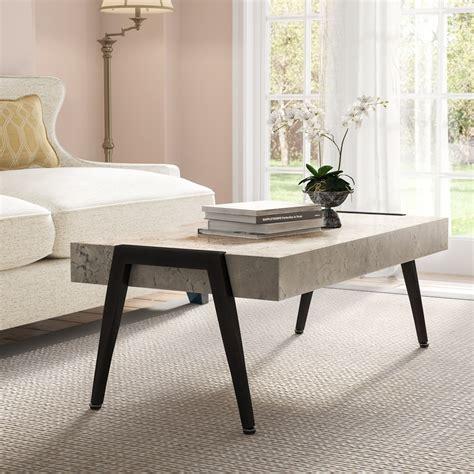 Hemlock Mid-Century Modern Coffee Table