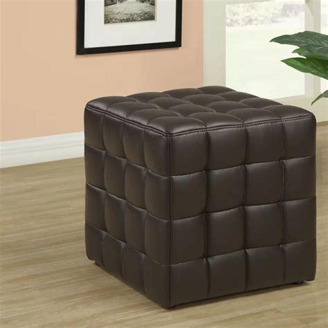 Hendrix Cube Ottoman