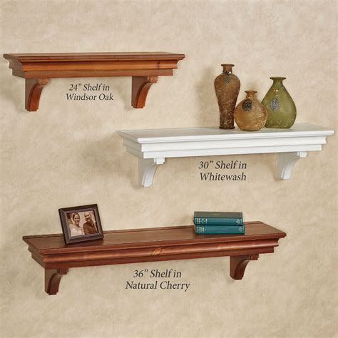 Henjes Wood Wall Shelf