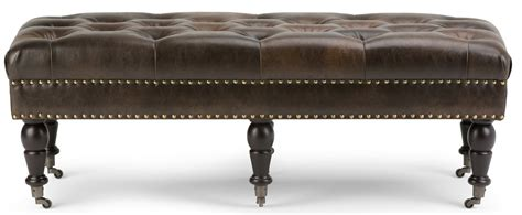 Henley Cocktail Ottoman