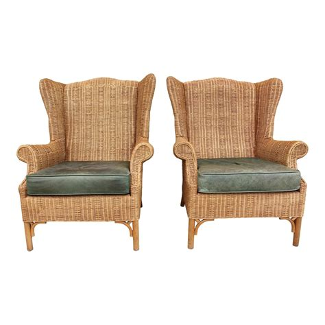 Henri Wingback Chai by