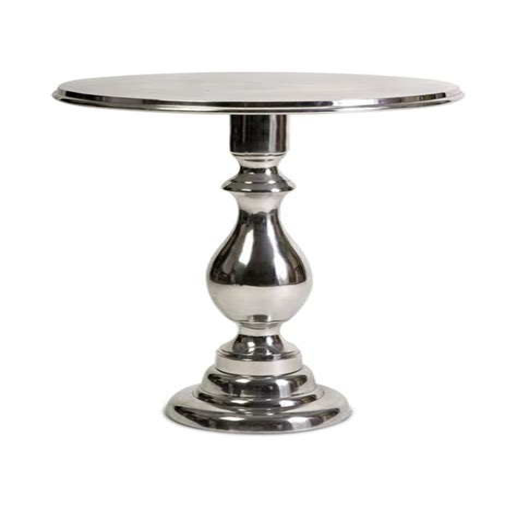 Henryson Pedestal Coffee Table