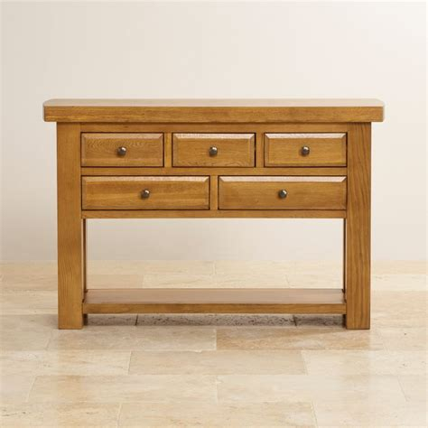 Heracles Console Table