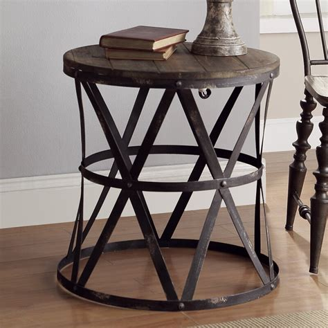 Heraldine End Table