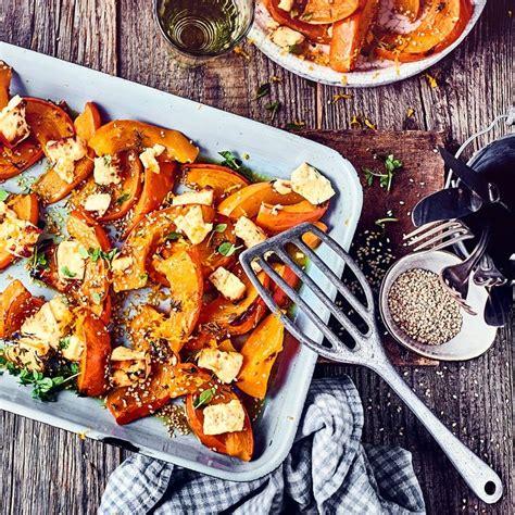 Herbstmenü Vegetarisch