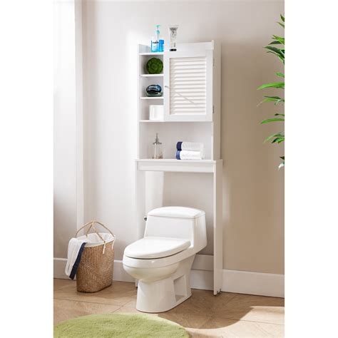 Hermes 24 W x 67 H Over the Toilet Storage