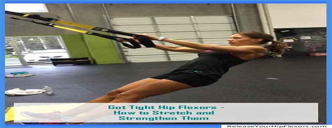 hernia or hip flexor injury