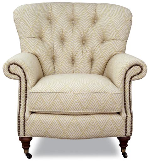 Herrell Traditional Upholstered Armchair