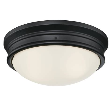 Hersey 2-Light LED Flush Mount