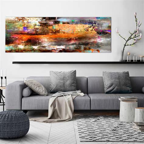 Hervorragend Bilder Wohnzimmer Abstrakt Frisch Leinwandbilder