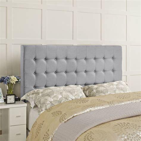 Hesse Queen Upholstered Panel Headboard