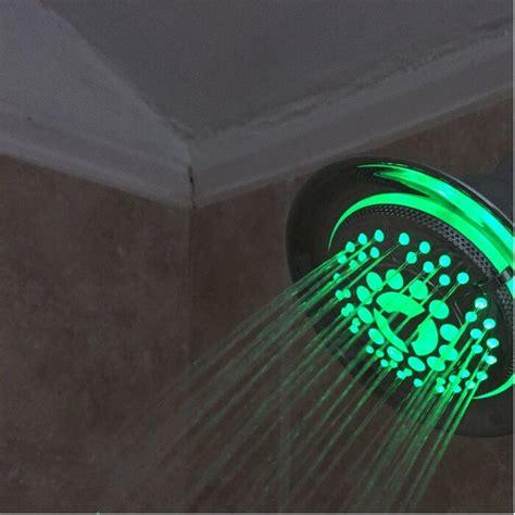 Heuer LED Shower Head
