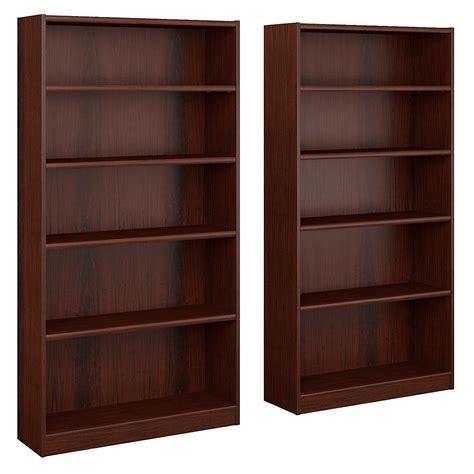 Hilbert Standard Bookcase (Set of 2)