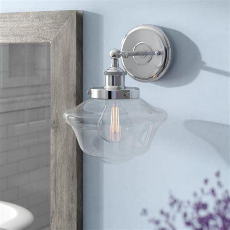 Hildred 1-Light LED Bath Sconce
