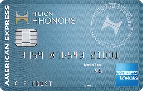 Hilton Rewards Business Credit Card Best Credit Card Bonuses Deals Promotions October 2018