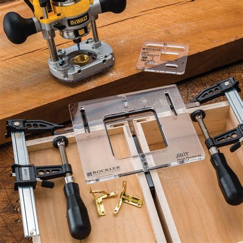 Hinge Mortise Jig