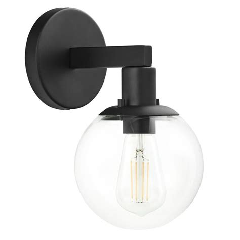 Hinkle Wall 1-Light Armed Sconce