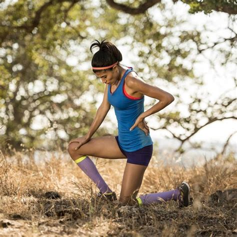 hip abductor pain after running