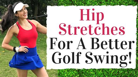 hip exercises for golfers