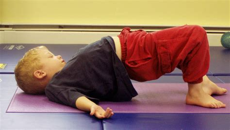 hip exercises for kids
