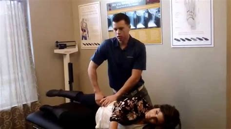 hip flexor active release technique chiropractic