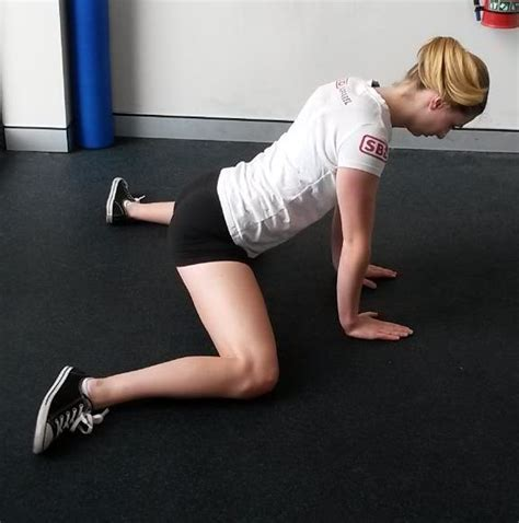 hip flexor and adductor injury squatting position in tetralogy