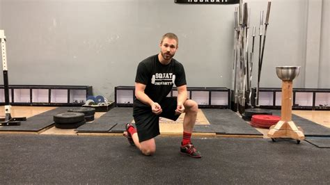 hip flexor and squats for beginners
