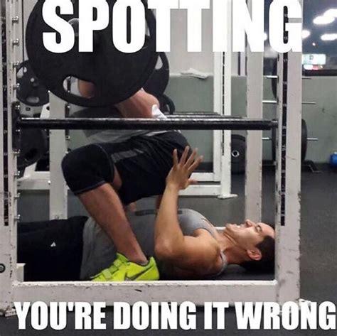 hip flexor and squats meme spotter