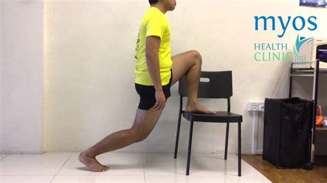 hip flexor chair stretchers for sale